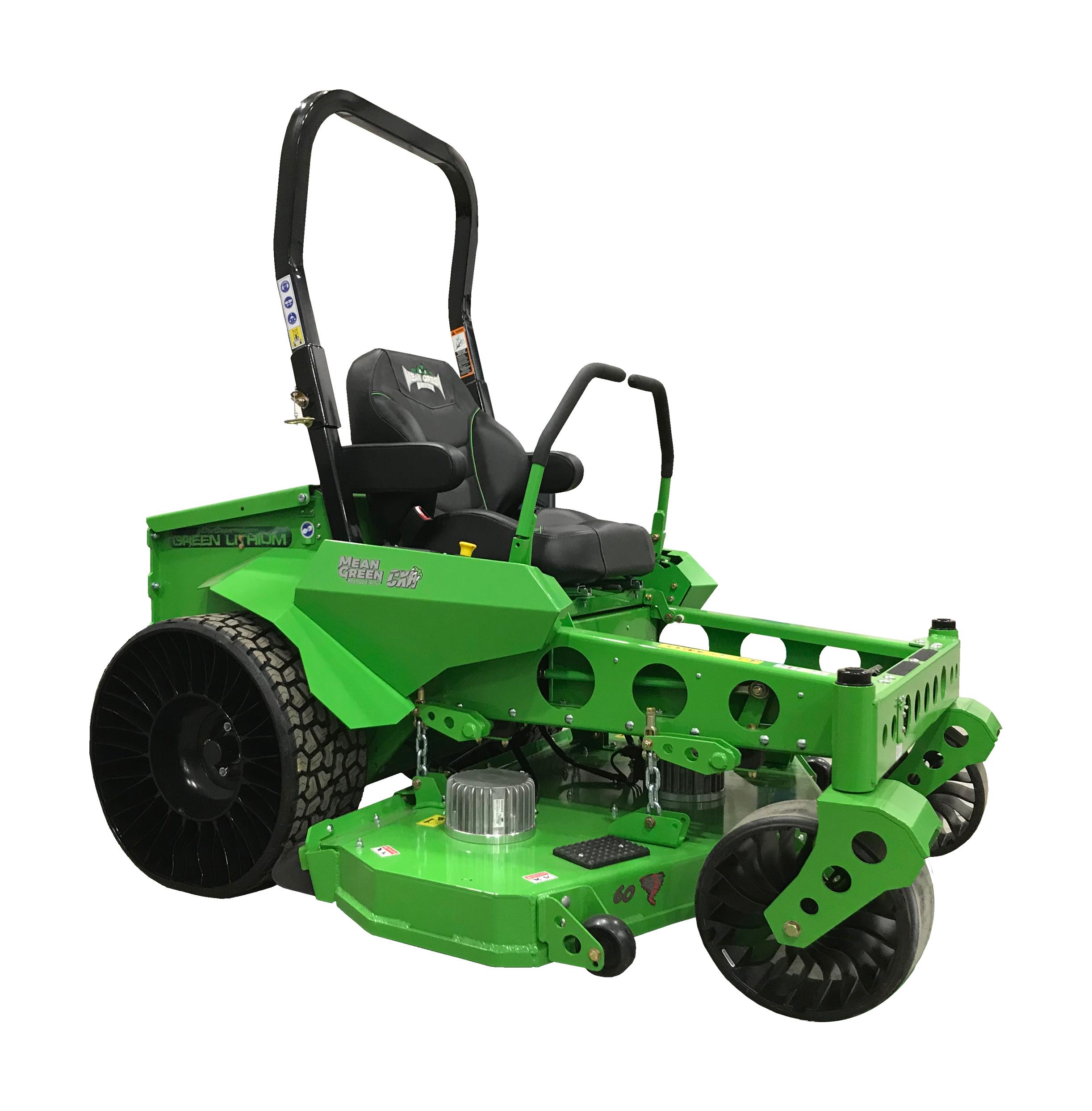 CXR-52/60 - MEAN GREEN MOWERS